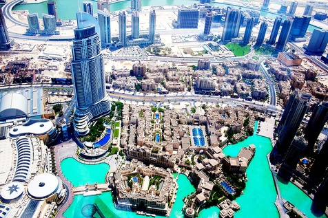 dubai holiday options 2017